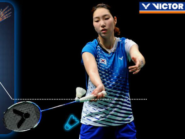 BADMINTON RULES (9):SERVICE